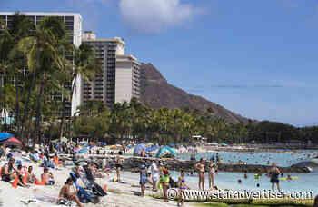 Hawaii sees record 655 new coronavirus cases, Lt. Gov. Josh Green says - Honolulu Star-Advertiser