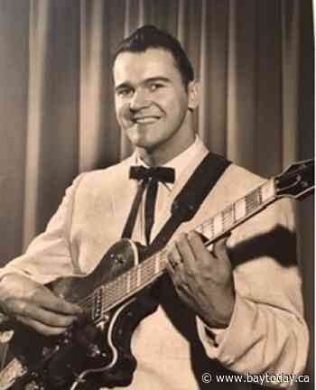 Prominent city guitarist, Russ Smith passes at 90