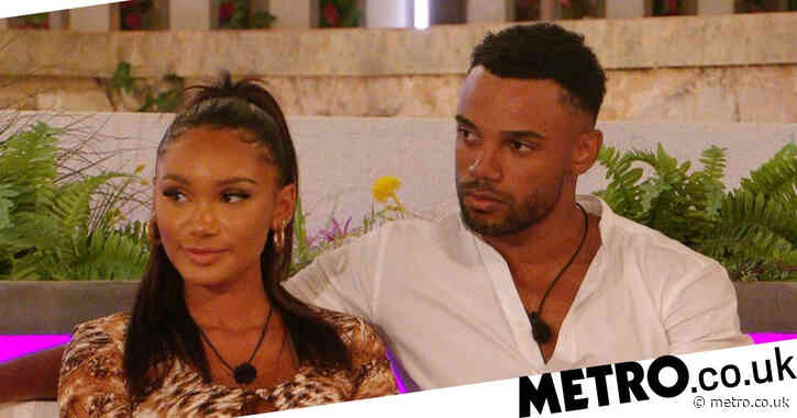 Love Island 2021: Clarisse Juliette convinced Tyler Cruickshank would be with her in real world as he reunites with Kaz Kamwi