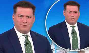 Karl' Stefanovic apologises to viewers before bizarre lockdown rant