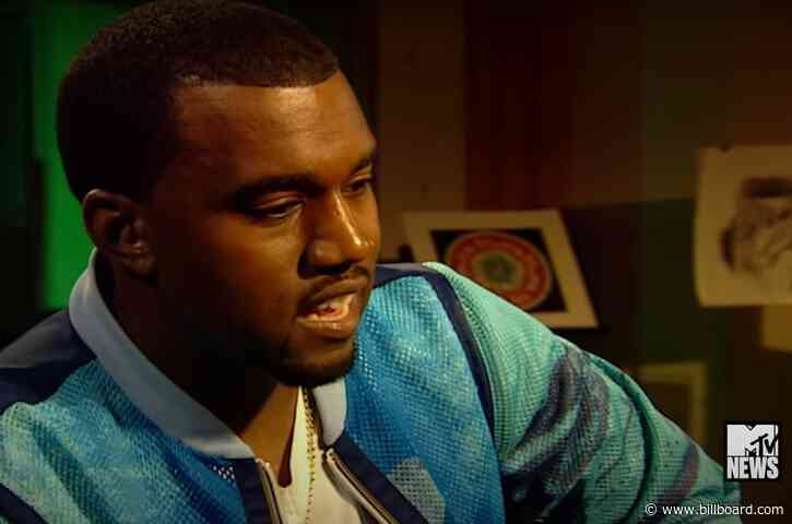 Kanye West's 2005 Interview About Hip-Hop Homophobia Resurfaces After DaBaby Controversy