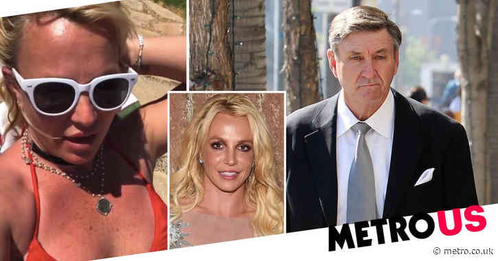 Britney Spears says 'things are way better than what I anticipated' in conservatorship battle with father in rare video message