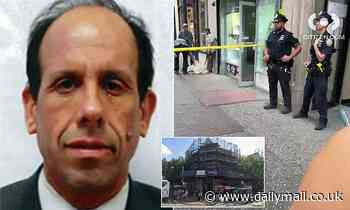 New York City divorce lawyer, 65, who 'was threatened by client' is found dead in his office