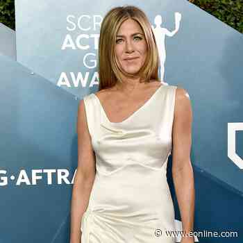 Jennifer Aniston Stands By Decision to Cut Off Un-Vaccinated Friends Amid Coronavirus Pandemic