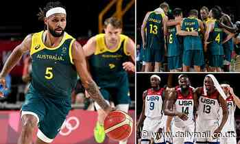 Tokyo Olympics: Australia's Boomers will challenge Slovenia in a bronze medal match