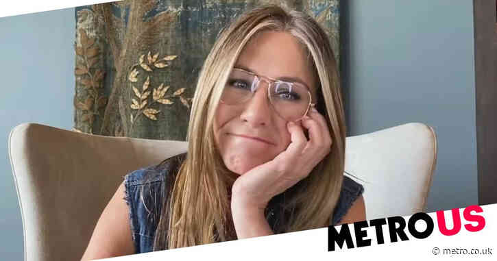 Jennifer Aniston urges people to 'care about more than ourselves' after revealing she has cut people from her life for being anti-vax