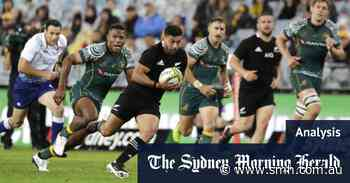 Where the All Blacks are strong, and where the Wallabies will target them