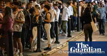 Vaccination campaign warns young people they risk missing out on nightlife - The Guardian