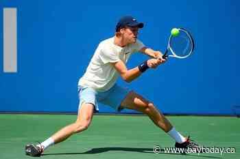 Rafael Nadal loses to 50th-ranked Lloyd Harris in Washington