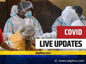 Coronavirus LIVE: Over 49 Cr Covid Vaccine Doses Administered In India - ABP Live