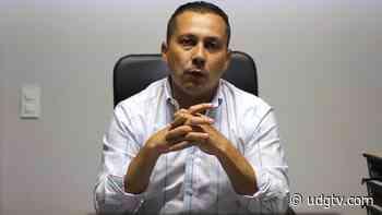 Presidente de Jamay: coordinación entre la población y el Centro Universitario de la Ciénega dará frutos - udgtv.com