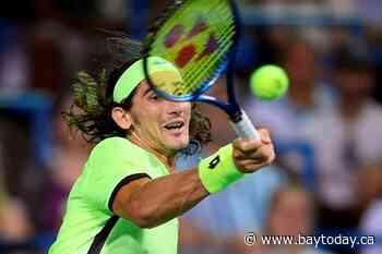 Bye, DC: Nadal bounced by 50th-ranked Harris in Washington