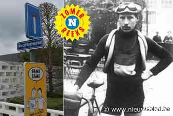 Marcel Buyze: icoon van de koers, levensgenieter en tot twee keer toe gesneuveld tijdens de oorlog (maar niet echt)
