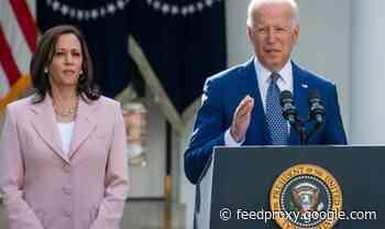 'Safe haven!' Biden delays deportation of Hong Kong residents 'deprived of freedoms'