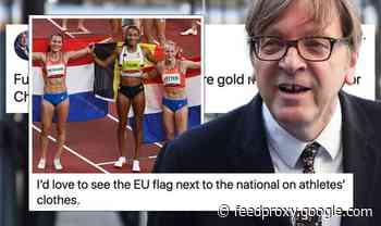 Really, Guy? Brexiteers tear 'deluded' Verhofstadt apart after bizarre EU Olympics claim