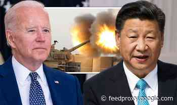 Howitzers to be sold to Taiwan in £540m deal sparking furious China response - US on alert