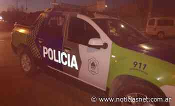 Enfrentamientos con piedras y botellas en la madrugada de Villa Lynch - NoticiasNet