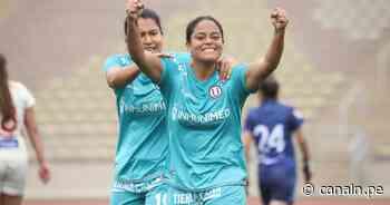 Universitario venció 14-0 al UTC y logró una goleada histórica en la Liga Femenina | San Marcos | Lima | Perú | Fútbol femenino - Canal N