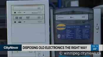 Winnipegger hosts E-waste drive to dispose old electronics - CityNews Winnipeg