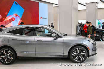 Huawei Steers Toward Luxury EVs in Deal With GAC's Aion - Caixin Global