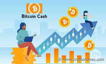 Bitcoin Cash (BCH) Is on the Move to Retest Higher Resistances - CryptoNewsZ