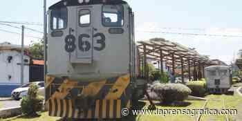 El museo del ferrocarril mantiene viva la historia del tren en Sonsonate - La Prensa Gráfica