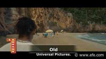 """Gael García Bernal, número uno en los cines de EE.UU. con """"Old"""" - EFE - Noticias"""