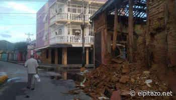Fotos   Fuertes lluvias causaron deslizamientos, derrumbes y anegaciones en Carúpano - El Pitazo