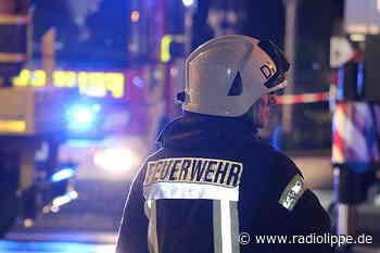 Update Scheunenbrand Billerbeck: Ursache Kurzschluss / Schadenshöhe 200.000€ - Radio Lippe