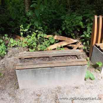 BILLERBECK: Vandalen am Wasserspielplatz - Radio Kiepenkerl