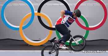 Cycling-BMX freestylers soar on Games debut - Reuters