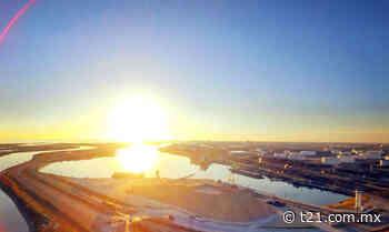 Puerto de Corpus Christi anota récord de tonelaje en la primera mitad de 2021 - T21 Noticias de Transporte y Logística