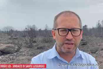 Santu Lussurgiu. Dopo incendi San Leonardo ancora senza linea telefonica - Sardegna Live