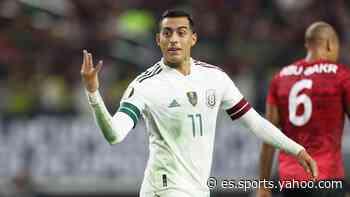 Rogelio Funes Mori es un firme candidato para representar a México en Qatar 2022 - Yahoo Eurosport ES