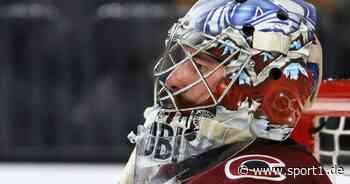 Offiziell: Philipp Grubauer wechselt zu Seattle Kraken in NHL - SPORT1