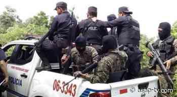 Rescatan a joven que habían raptado en Ciudad Arce y tenían cerca del Aeropuerto. - asap-tv.com