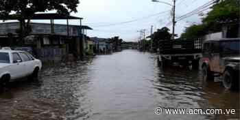 ¡Alerta Naranja! Habitantes de Guasdualito temen un desbordamiento del río Sarare - ACN ( Agencia Carabobeña de Noticias)
