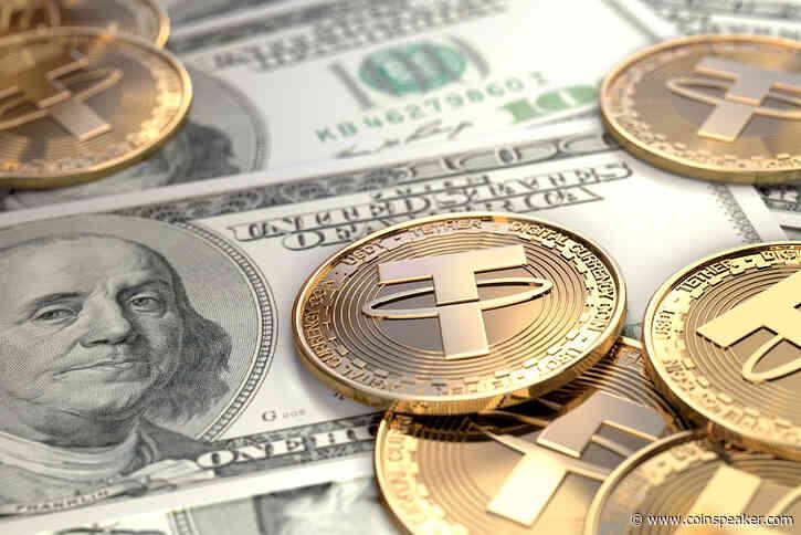 US DOJ Initiates Investigation on Tether, Traders Shrug Off Concerns as USDT Maintains Dollar Peg - Coinspeaker