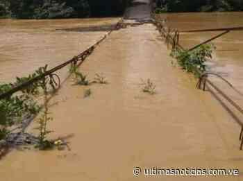 Alerta en Clarines por altos niveles del río Unare - Últimas Noticias