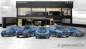 Maruti Suzuki NEXA Discounts August 2021 – Baleno, Ciaz, Ignis, XL6 - GaadiWaadi.com