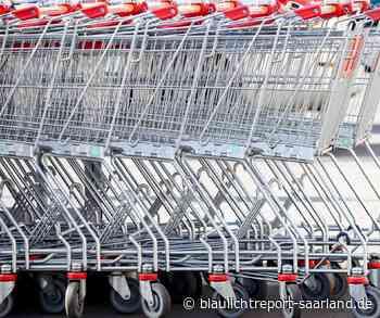 Bexbach: Nebelschlussleuchte mit Einkaufswagen zerstört – Blaulichtreport-Saarland.de - Blaulichtreport-Saarland