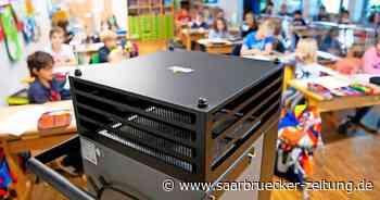 Grundschulen in Homburg, Bexbach, Kirkel sollen Luftfilter bekommen - Saarbrücker Zeitung