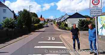 Bexbach/Frankenholz: Warum eine Tempo-30-Zone für Anwohner ein Problem ist - Saarbrücker Zeitung