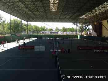 Deportes La Rioja, dispuesta a albergar el Campeonato Nacional Infantil de Tenis 2022 El director general - NueveCuatroUno
