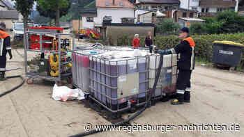 Spezialkräfte aus Hemau und Regenstauf helfen in Rheinland-P... - Regensburger Nachrichten