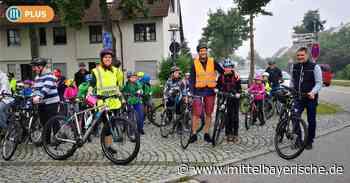 Regenstauf: Wann kommt der Radweg? - Mittelbayerische
