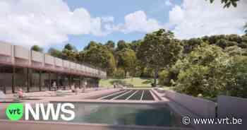 Watermaal-Bosvoorde krijgt over twee jaar openluchtzwembad - VRT NWS