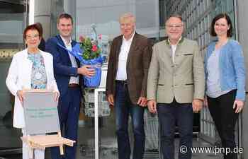 Dank an Mann der ersten Stunde - Arnstorf - Passauer Neue Presse