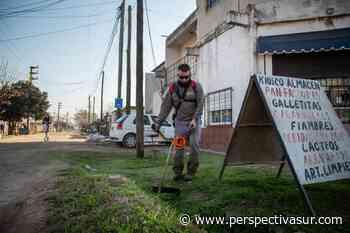 Quilmes realizó un operativo de limpieza en el barrio 17 de agosto - Perspectiva Sur