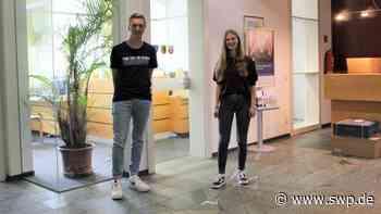 Rangendingen Rathaus: Junge Praktikanten schnuppern kommunalpolitische Luft - SWP